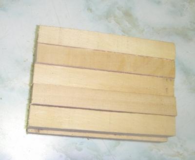 10 Huon Pine Pen Blanks