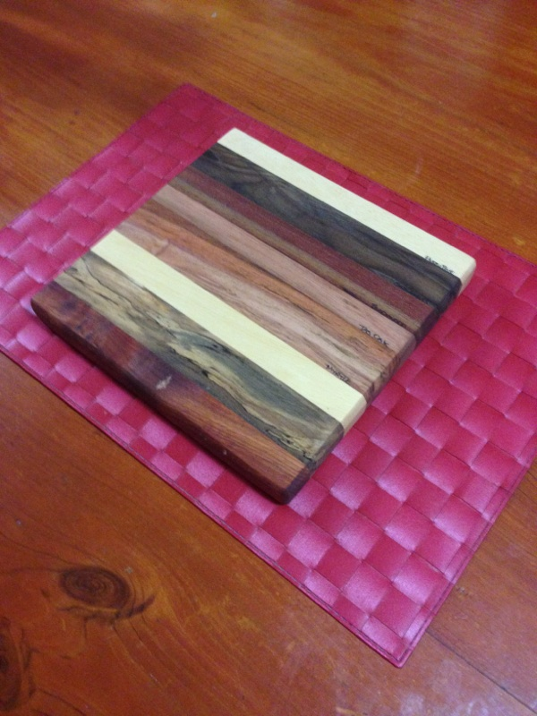 Laminated Chopping Board