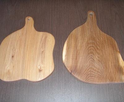 English Elm Cheese Board