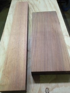 Blackwood Tonewood for Solid Body Guitars
